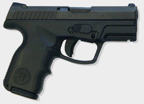 Steyr SA-1 9mm