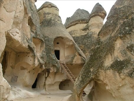 Fascinations / Turkish ruins