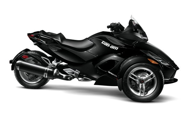Can-Am Motorcycle
