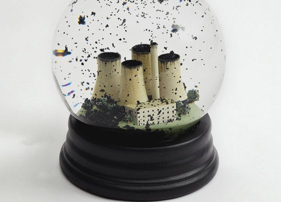 No globe