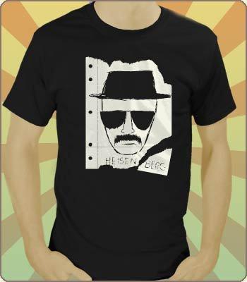 Breaking Heisenberg T-Shirt| 6 Dollar Shirts