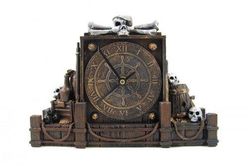 Miss Cellania: Pirate Clock