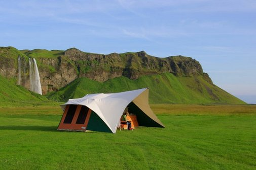 Holtkamper Kyte Tent Trailer - Buzzraid