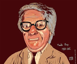 A Great Man, A Great Mind - Ray Bradbury