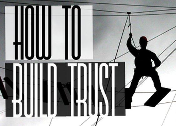 How to Build Trust | JonathanPearson.net