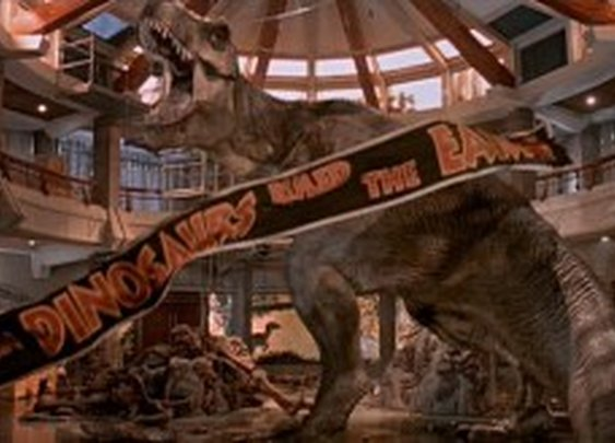 Things You May Not Know About Jurassic Park  |  thethingaboutflying