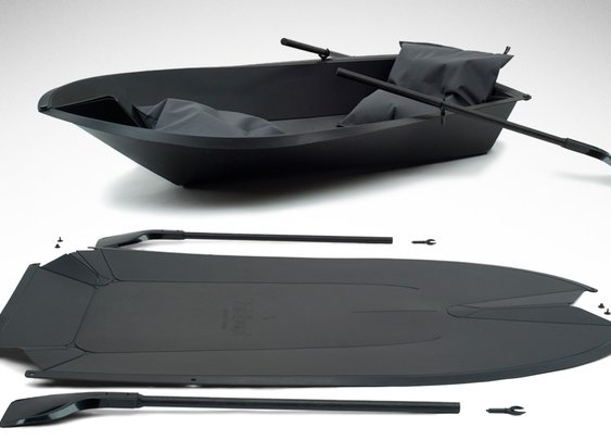 Foldboat Packable Boat