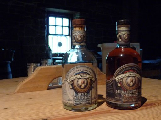 Mount Vernon to sell first batch of aged whiskey.