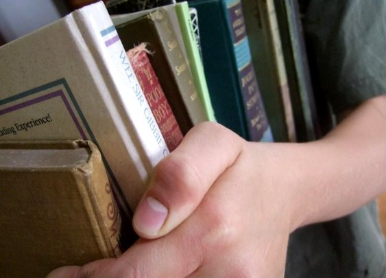Best Books for Boys: A Booklist Compiled by a BOY