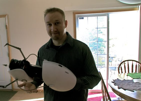 Never Piss Off The Guy Holding The Portal Gun