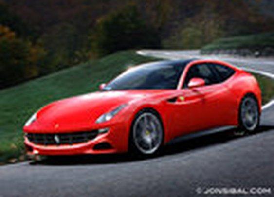 2012 Ferrari GT Concept