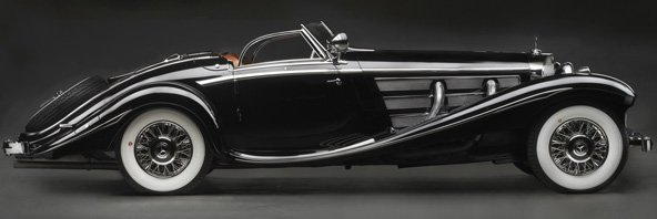 1936 540K Special Roadster