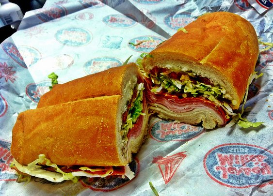 Jersey Mikes #13