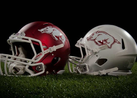 Arkansas unveils new Nike football uniforms | Fayetteville Flyer - News, Art & Life