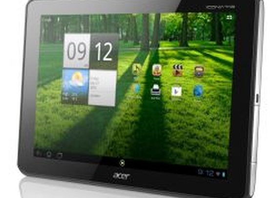 Acer A700 tablet impressions: Taking on the iPad with a Full HD screen