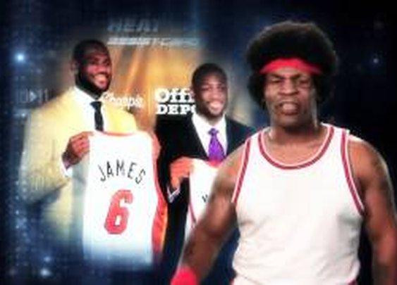 """Mike Tyson Performs """"LeBron James""""      - YouTube"""