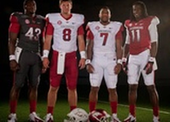 Razorbacks Unveil 2012 Football Uniforms
