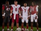 Razorbacks Unveil 2012 Football Uniforms
