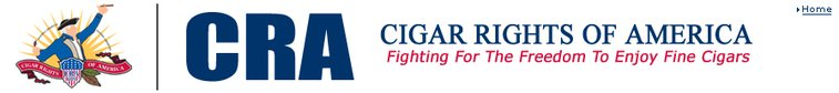 CRA - Cigar Rights of America