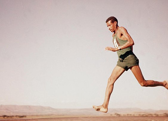 Barefoot Running FAQ | The Art of Manliness