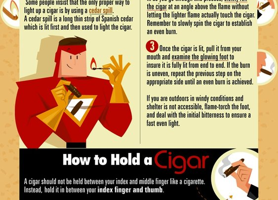 How To Enjoy a Cigar