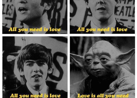 Yoda Beatle
