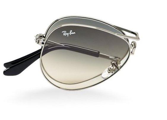 Folding Aviator Sunglasses from Ray-Ban - Buzzraid