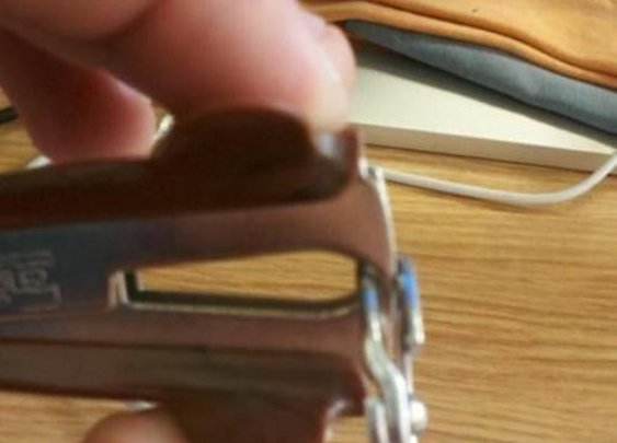How to Separate a Keyring