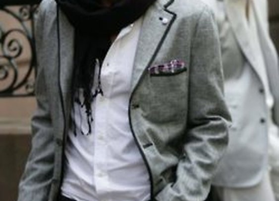 Scott JamesSpring 2012That jacket is awesome | To the nines