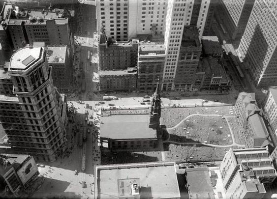 A Higher Tower: 1919