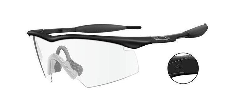 Oakley Industrial M-Frame Safety Glasses