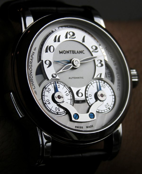 Montblanc Nicolas Rieussec Chronograph Automatic Watch