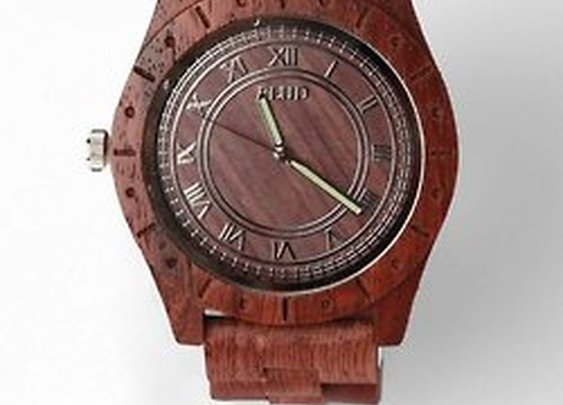 Flud Big Ben Watch - Redwood (via Amazon.com: Flud... | To the nines