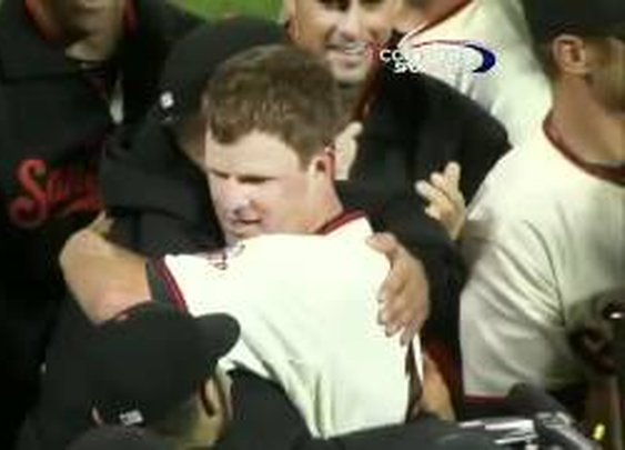 Matt Cain Throws the 22nd Perfect Game in MLB History! - YouTube