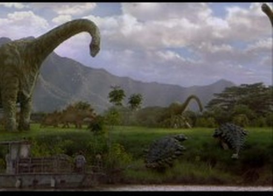 Life Moves Forward: One More Life Lesson from Jurassic Park  |  thethingaboutflying
