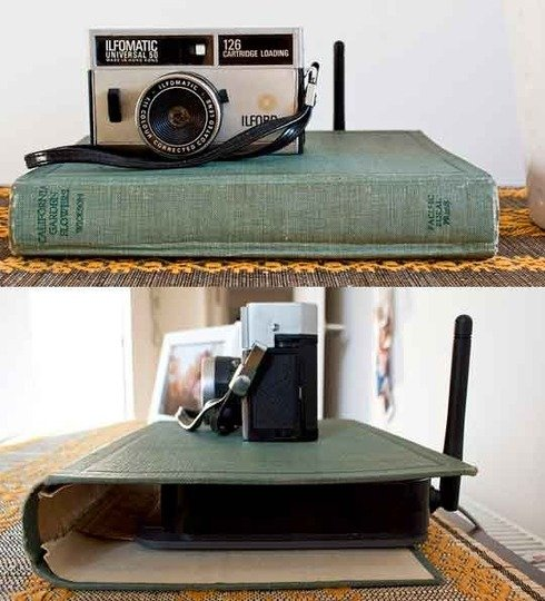 Stealthy & Stylish Tech Disguises  Roundup    Apartment Therapy