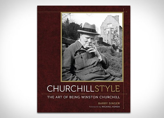 Churchill Style   Uncrate