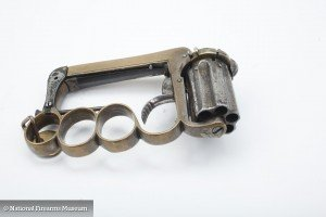Brass Knuckle Gun | Strange Weapon of the Week