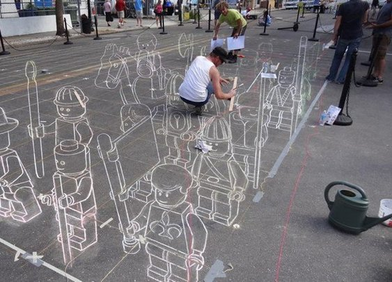 The Best Street Art Of 2011 | All That Is Interesting