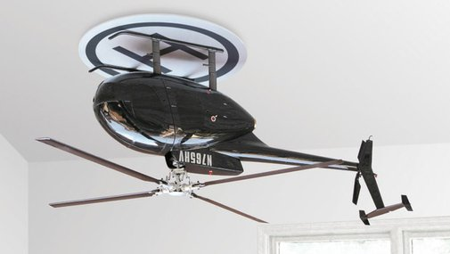 Helicopter Ceiling Fan at werd.com
