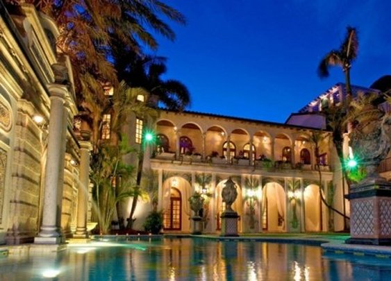 Gianni Versace's $125 million mansion for sale | LUXUO Luxury Blog