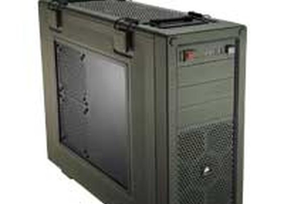 Micro Center - Corsair Vengeance C70 Gaming Mid Tower Case Military Green