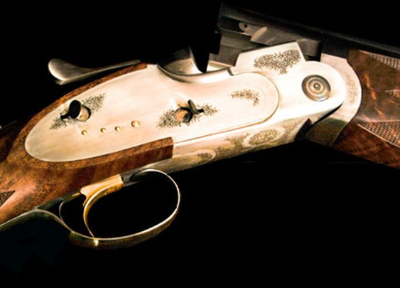 A-10 American Standard Shotgun