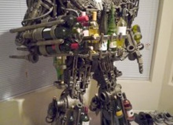 Best Wine Rack. Ever.