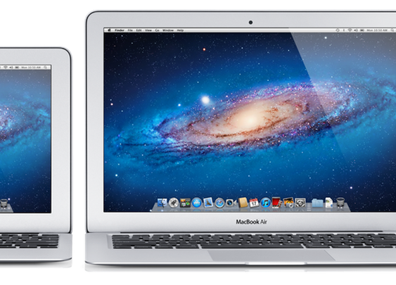 The New Apple MacBook Air (Mid-2012)