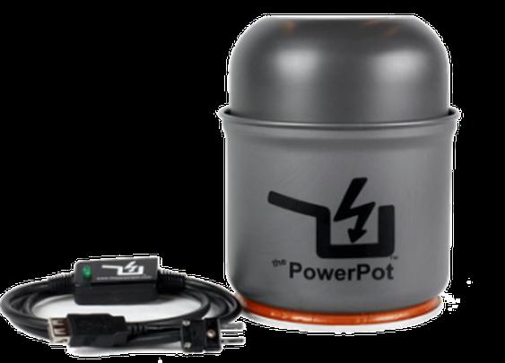 The PowerPot V | The PowerPot