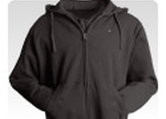 Cotton Hoodie from SCOTTEVEST/SeV with Many Hidden Pockets