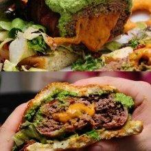 9GAG - Bacon Cheese Burger