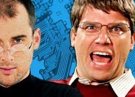 Epic Rap Battles of History Steve Jobs vs Bill Gates