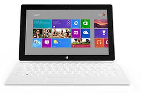 Microsoft Surface Table - Beautiful design.